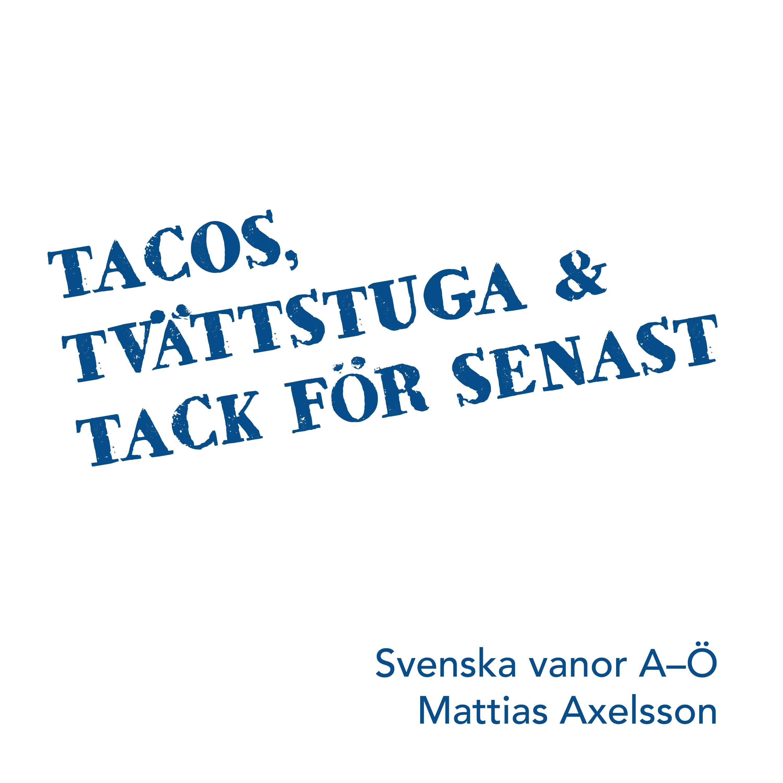 Svenska vanor